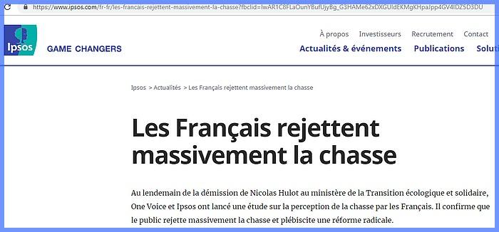 Sondage_Ipsos_Chasse
